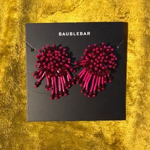 Adorable BaubleBar Beaded Earrings